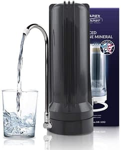 3 Countertop Drinking Water Filter