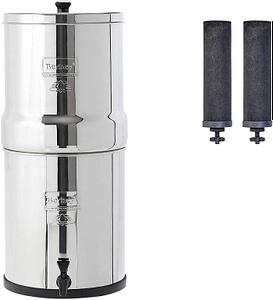 1 Big Berkey Gravity-Fed Water Filter