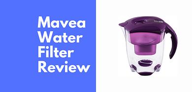 Mavea Water filter review