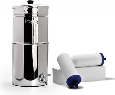 pro pur water filter review